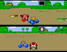 Super Mario Kart SNES 11