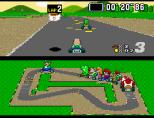 Super Mario Kart SNES 13