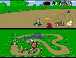 Super Mario Kart SNES 16