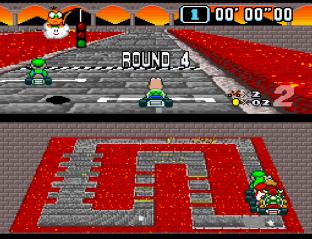 Super Mario Kart SNES 20