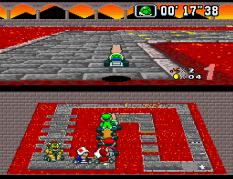 Super Mario Kart SNES 21