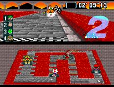 Super Mario Kart SNES 22