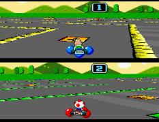 Super Mario Kart SNES 32