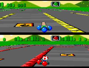 Super Mario Kart SNES 34