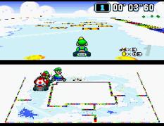 Super Mario Kart SNES 48