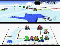 Super Mario Kart SNES 49