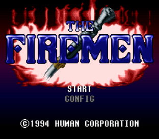 The Firemen SNES 01