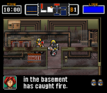 The Firemen SNES 38