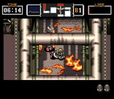 The Firemen SNES 54