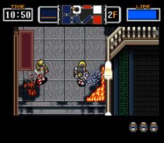 The Firemen SNES 88