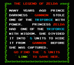 The Legend of Zelda NES 02