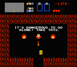 The Legend of Zelda NES 04