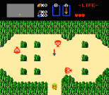 The Legend of Zelda NES 05