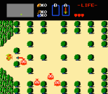 The Legend of Zelda NES 06