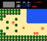 The Legend of Zelda NES 07