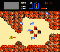 The Legend of Zelda NES 10