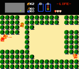 The Legend of Zelda NES 12