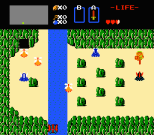The Legend of Zelda NES 14