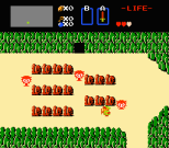 The Legend of Zelda NES 15