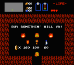 The Legend of Zelda NES 16