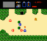 The Legend of Zelda NES 17