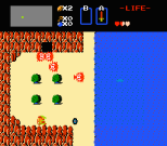 The Legend of Zelda NES 19