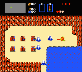 The Legend of Zelda NES 20