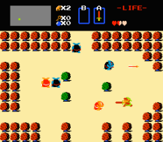 The Legend of Zelda NES 21