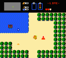 The Legend of Zelda NES 22