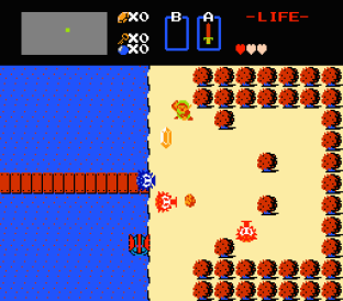 The Legend of Zelda NES 23