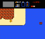 The Legend of Zelda NES 26