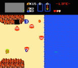 The Legend of Zelda NES 27
