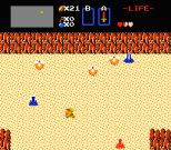 The Legend of Zelda NES 29