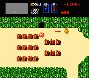 The Legend of Zelda NES 31
