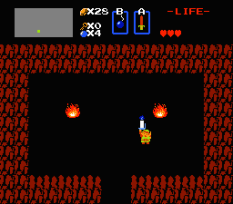 The Legend of Zelda NES 32