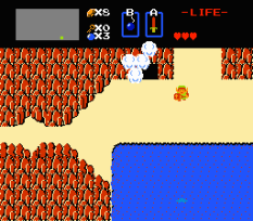 The Legend of Zelda NES 33