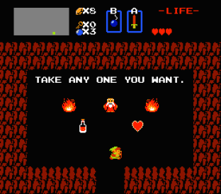 The Legend of Zelda NES 34