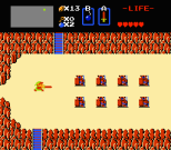 The Legend of Zelda NES 37