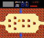 The Legend of Zelda NES 38