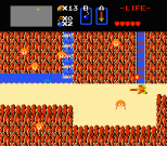 The Legend of Zelda NES 39