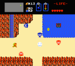 The Legend of Zelda NES 40