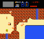 The Legend of Zelda NES 41