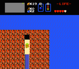 The Legend of Zelda NES 42