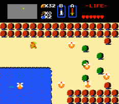 The Legend of Zelda NES 44