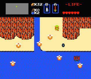 The Legend of Zelda NES 45