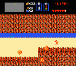 The Legend of Zelda NES 47