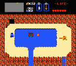 The Legend of Zelda NES 48