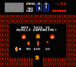 The Legend of Zelda NES 52