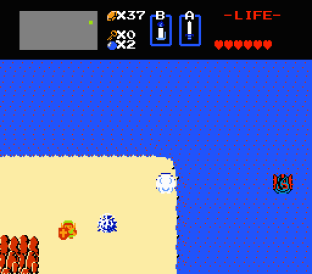 The Legend of Zelda NES 53