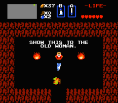 The Legend of Zelda NES 54